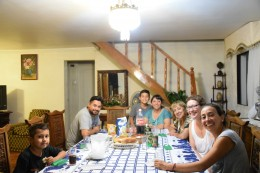 Mi familia chilena <3
