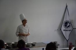 Clase de cocina alemana