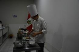 Kochunterricht á la Magdalena =)