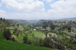 Mirador cerca de Arequipa