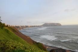 La costa limeña