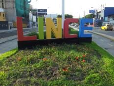 El barrio Lince en Lima