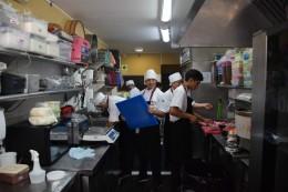Producción y Pastelería
