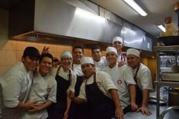 Team Cocina caliente