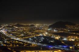 Lima en la noche