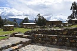 Ruinen der Wari