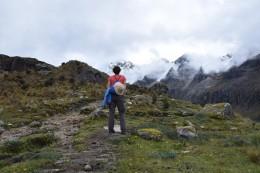 Die peruanischen Anden