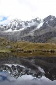 Los Andes peruanos