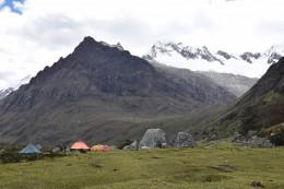 Campingplatz der 2ten Nacht