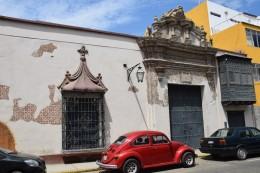 Edificios coloniales