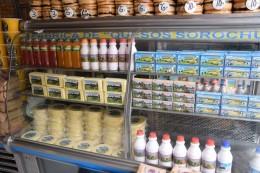 Productos lacteos de Cajamarca