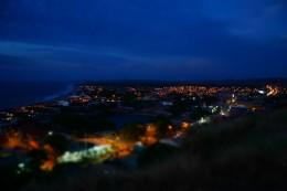 Mancora by night