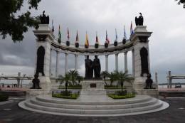 Bolívar y San Martín