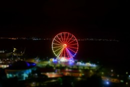 Guayaquil por la noche