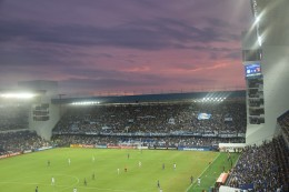 El estadio de Emelec