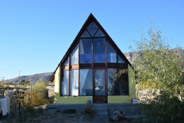 Häuser unterschiedlichster Art