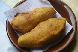 Corviche frito
