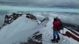 Castillo auf 5500 m