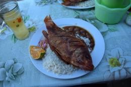 Almuerzo de Tilapia