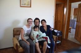 Omar y su familia