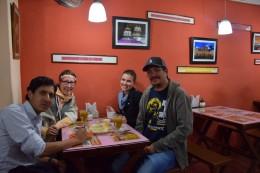 Essen in der Calle La Ronda