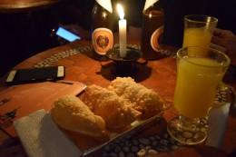 Empanadas de Viento y Canelazo