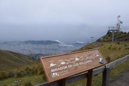 Quito vom TelefériQo