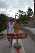 Die Äquatorlinie