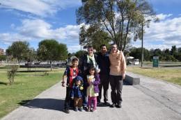Familie Tapia-Petrik und Ich