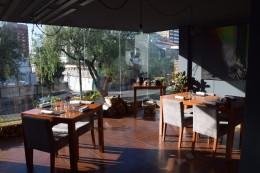 Restaurante del primer piso