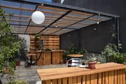 Die Dachterasse - La terraza