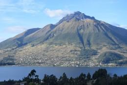 El Volcán Imbabura