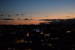 Popayán in der Nacht