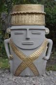 Statur der Muiscas