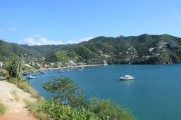 Taganga, ein Fischerdorf