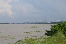 Barranquilla y el Río Magdalena