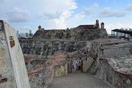 Die Wehranlagen von Cartagena