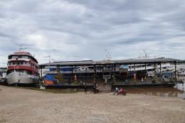 Hafen von Tabatinga