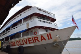Unser Boot - Nuestro barco