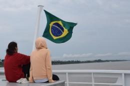 Das Heck des Schiffes - La popa