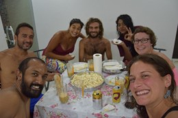 The Couchsurfing-Crew by Itamar =)