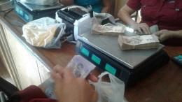 Bargeld in Bündeln