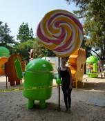 Die Android Figuren wurden gerade gestrichen