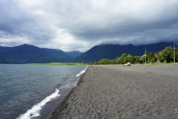 am Lago Villarrica