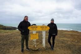 Slope Point - der südlichste Punkt der Südinsel!