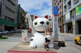 mitten in Kaohsiung :)