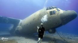C130 Hercules Airplane