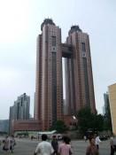 unser Hotel Koryo
