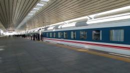unser Express nach Nordkorea