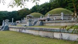 Grab König Kyong Hyos